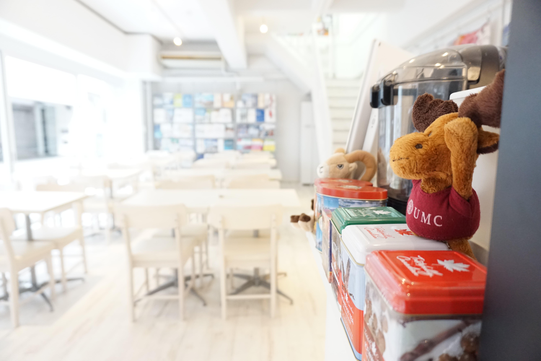 ENGLISH ONLY CAFE = 留学・国際交流・英語カフェ